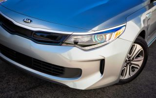 2017 Kia Optima Plug-in hybrid (PHEV) bluelight