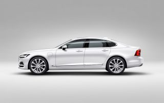 2017 Volvo S90 T6 Inscription AWD sideview