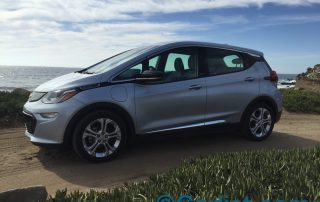 2017 Chevy Bolt - one last look before it's gone