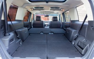 2017 Ford Flex - lots of cargo room