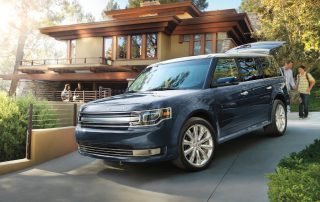 2017 Ford Flex - big enough for the entire family