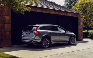 2017 Volvo V60 Cross Country Station Wagon