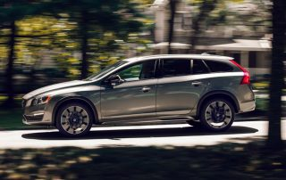 2017 Volvo V60 Cross Country Station Wagon styling