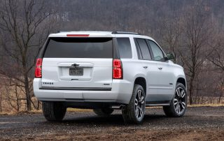2018 Chevrolet Tahoe RST performance going bye bye