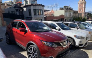 2019 Nissan Rogue Sport SL AWD in San Francisco