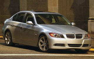 2006 BMW 3-series front view