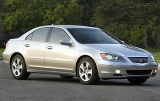 2007 Acura RL new car review