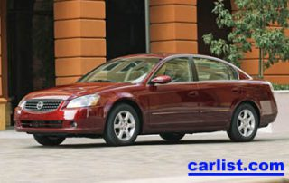 2005 Nissan Altima new car review