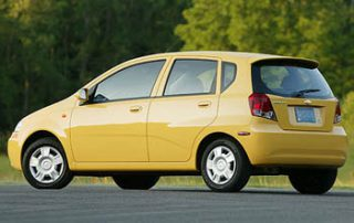 2007 Chevrolet Aveo series nwe car review