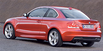 BMW 1 Coupe'