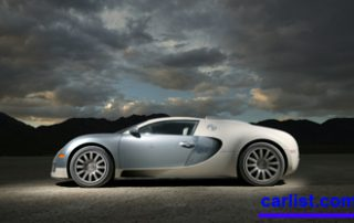 2008 Bugatti Veyron in all of its glory