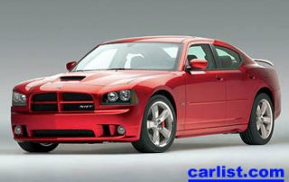 2007 Dodge Charger SRT8 front view