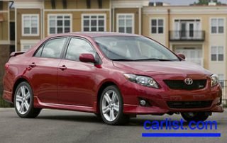 2005 Toyota Corolla new car review