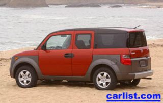 2005 Honda Element new car review