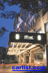 The Fairmont, 2401 M St, Washington DC