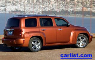 2007 Chevrolet HHR Panel LT front shot