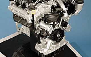 3.0-liter common rail diesel