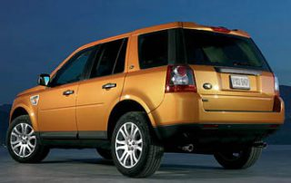 2008 Land Rover LR2 new car review