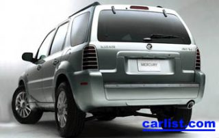 2005 Mercury Mariner new car review