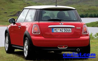 2007 MINI Cooper S shown