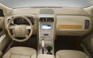 2007 Lincoln MKX CUV new car review