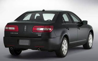 2007 Lincoln MKZ new car review