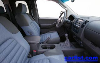 2005 Nissan Frontier new car review