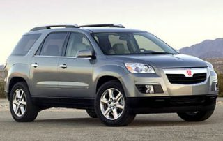 2007 Saturn Outlook SUV new car review