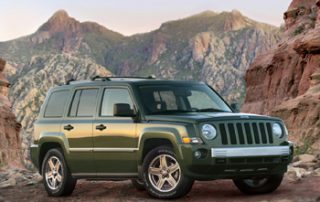 2007 Jeep Patriot newcar review