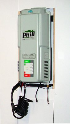 PHILL - your own fueling pump