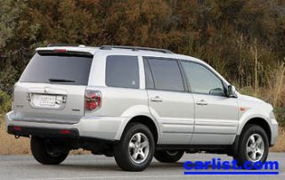 2005 Honda Pilot new car review