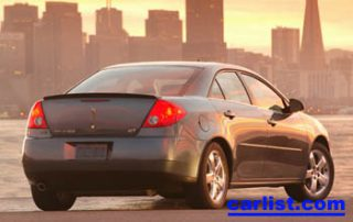 2005 Pontiac G6 new car review