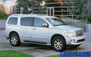 2005 Infiniti QX56 new car review