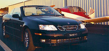 2004 Saab 9-3 and Thorp T-18