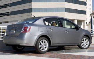 2007 Nissan Sentra new car review
