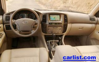 2005 Toyota Land Cruiser new car review