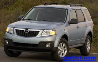 2008 Mazda Tribute S Touring front view